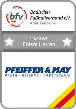 Pfeiffer May Karlsruhe pfeiffer may futsal herren badischer fußballverband