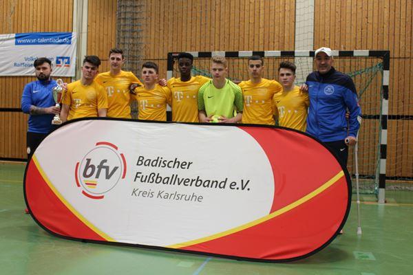 Hallenfussball Badischer Fussballverband E V
